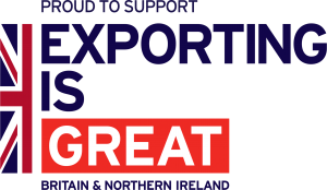 Proud to Support EXPORTING is GREAT Blue RGB BNI