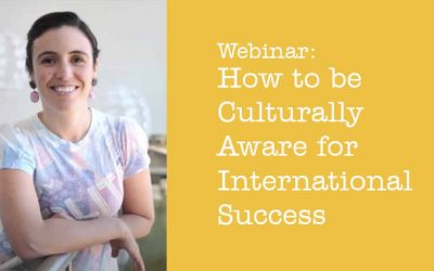How to be Culturally Aware for International Success